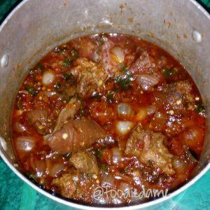 Beef Basil Stew