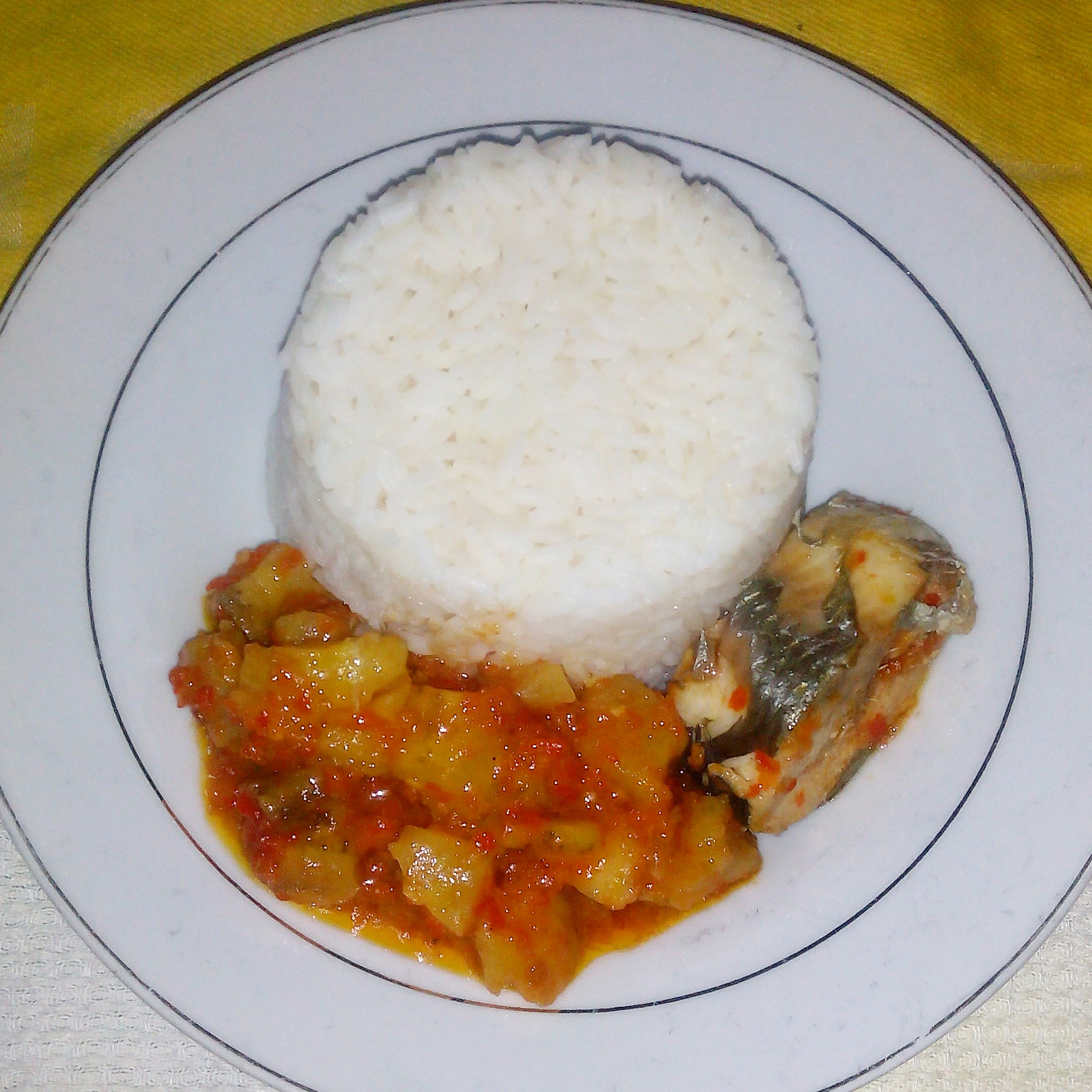 You Need To Try This Plantain Sauce For Rice