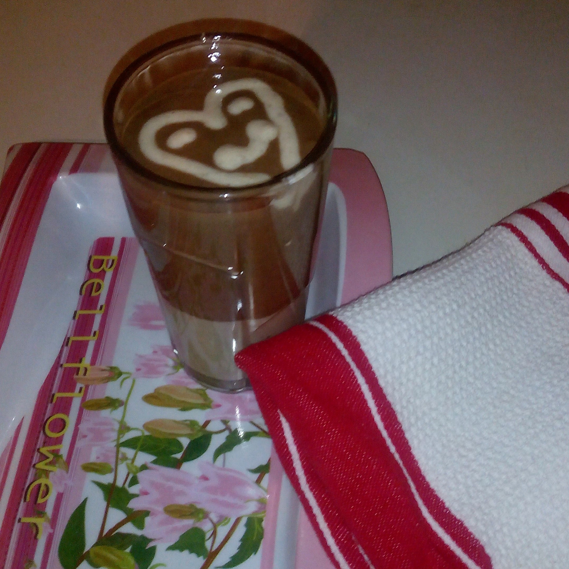 How To Prepare Chocolate Banana Smoothie At Home