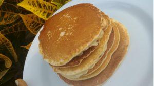 Ready made pancake