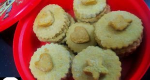 How to Make Crunchy Milk Butter Cookies at Home