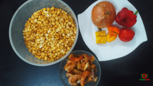 ingredient for groundnut soup