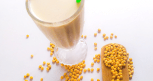 How to Prepare Soya Milk Drink at Home